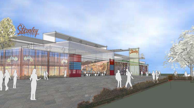 Sazza Soon To Open Stanley Marketplace