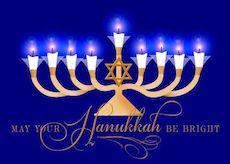 Happy Hanukkah @ From Sazza Cherry Hills | Greenwood Village | Colorado | United States